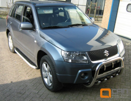 Пороги Suzuki Grand Vitara 2005- Fullmond
